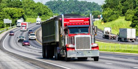 4 Parties Who May Be Liable in a Truck Accident, Tazewell, Tennessee