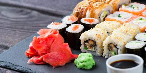 Make Memories & Enjoy Full-Service Catering With Sushi & Tempura Stations From Natsunoya Tea House, Honolulu, Hawaii
