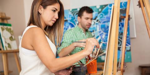 How to Use Painting as a Team-Building Activity, ,