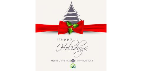 Happy Holidays!, Edina, Minnesota