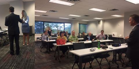 Did You Attend Our Love Languages Seminar?, Edina, Minnesota