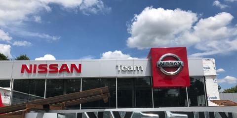 Team Nissan, Car Dealership, Shopping, Vineland, New Jersey
