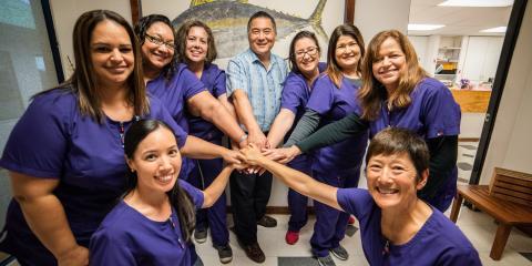 Peter A. Matsuura, M.D., Orthopedics, Health and Beauty, Hilo, Hawaii