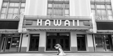 Wedding Fashion Done Right: Achieving The Perfect Color Scheme With whiteHOT Hawaii, Honolulu, Hawaii