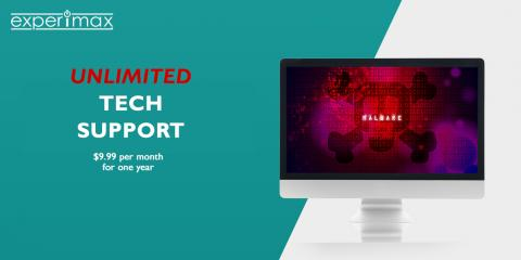 Unlimited Tech Support at Experimax Portsmouth!, Portsmouth, New Hampshire