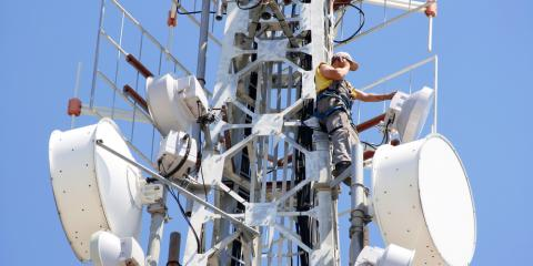 3 Reasons to Invest in Telecommunications With Cell Tower Construction, Anchorage, Alaska