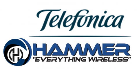 Hammer Fiber Optics Holdings Corp. Announces Telefónica & Hammer Sign SMS Interconnection Agreement, Piscataway, New Jersey