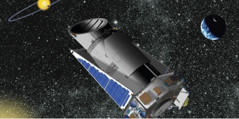 Kepler: The (Broken) Space Telescope That Could, Trumbull, Connecticut
