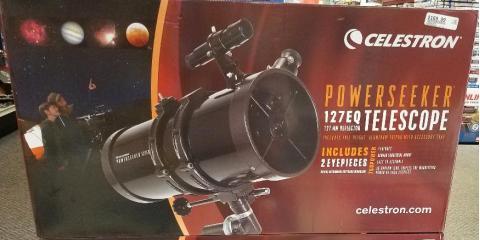Celestron Telescopes for Christmas!, Tampa, Florida