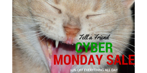 Let's Get Vedazzling Crazy with Cyber Monday !, Brooklyn, New York