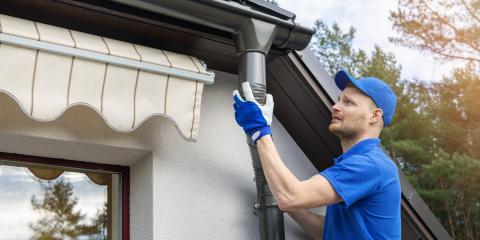 3 Signs It's Time to Replace Your Downspouts, Cookeville, Tennessee