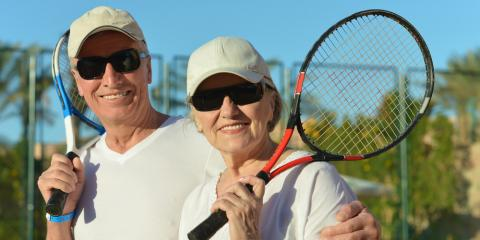 3 Health Benefits of Clay Court Tennis for Seniors, Beavercreek, Ohio