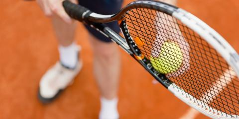 3 Health Benefits of Playing Tennis, Beavercreek, Ohio