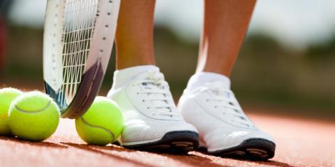 Getting Fit With Tennis, Beavercreek, Ohio