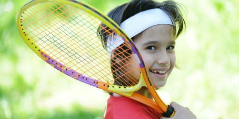 5 Ways Tennis Lessons Benefit Children, Delhi, Ohio