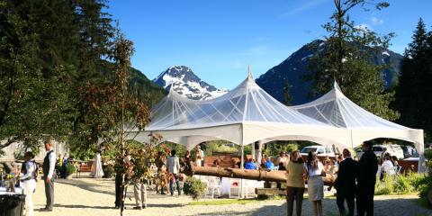 3 Reasons to Book Over the Top Tents for Your Graduation, Anchorage, Alaska