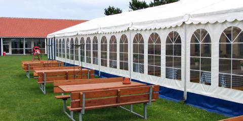 4 Benefits of Renting a Tent for Your Event, Elk River, Minnesota