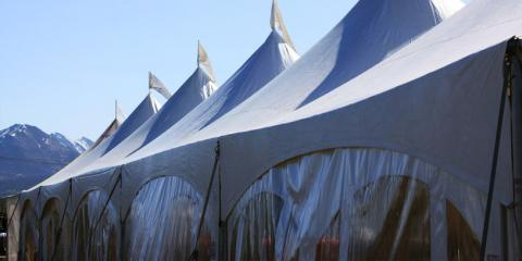 3 Ways a Tent Rental Will Enhance Your Holiday Event, Anchorage, Alaska