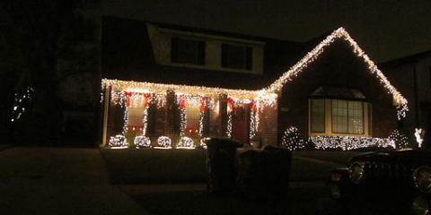 Let K DePalma Electric Help You Deck the Halls With Outdoor Lighting This Holiday Season, Hamden, Connecticut