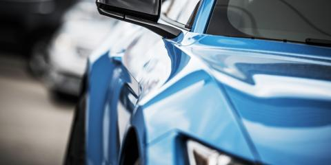 Top 3 Reasons to Use Water-Based Paint on Your Car, Texarkana, Texas