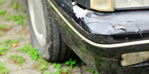 The 3 Most Common Auto Body Repairs, Texarkana, Texas