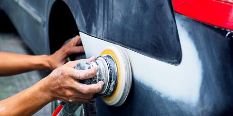 Auto Body & Paint Work: Why Where You Go Matters, Texarkana, Texas