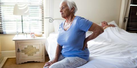 How Can I Sleep Better With Lower Back Pain?, Texarkana, Arkansas