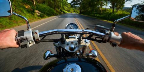 Top 3 Factors Used to Determine Motorcycle Insurance Rates, Atlanta, Texas