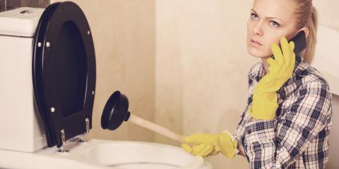 What to Do If Your Toilet Overflows, Texarkana, Arkansas
