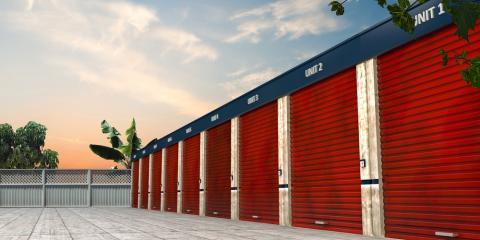 3 Reasons Self-Storage Rental Is a Smart Move, Texarkana, Texas