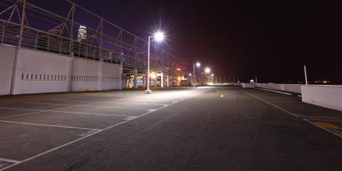 The Safety Benefits of Well-Lit Parking Lots, Texarkana, Texas