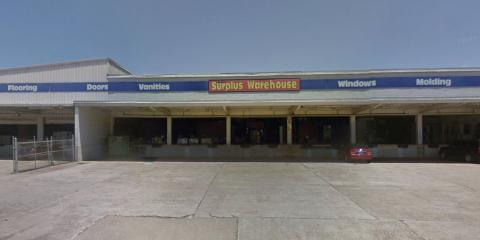 Surplus Warehouse, Home Improvement, Services, Texarkana, Texas