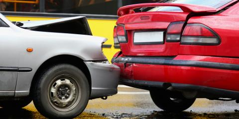 What Are the Most Common Causes of Car Accidents?, Houston, Texas
