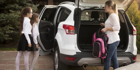 Where Should Kids Sit in the Car?, Richmond, Texas