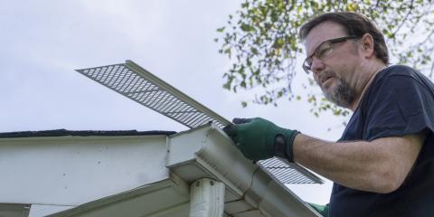 Why You Need Gutter Screens to Protect Your Home, New Braunfels, Texas