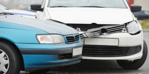 A Personal Injury Attorney Discusses 5 Driving Errors That Commonly Result in Accidents, El Dorado, Arkansas