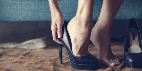 What Are the Side Effects of Wearing High Heels?, Sugar Land, Texas