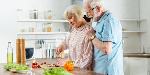 How Healthy Eating Affects Seniors, Northwest Travis, Texas