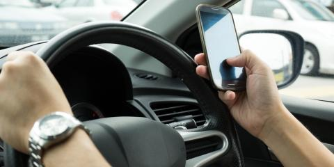 Cincinnati Personal Injury Attorney Discusses Dangers of Texting & Driving, Springfield, Ohio