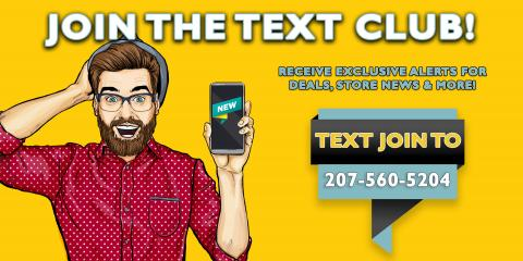 Join the NEW Experimax Portsmouth VIP Text Club! Text 'JOIN' to 207-560-5204 for Exclusive Offers, Deals & Alerts!, Portsmouth, New Hampshire