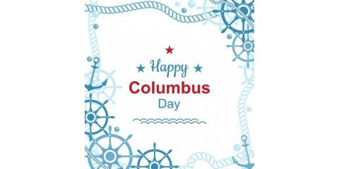 Happy Columbus Day!, Forked River, New Jersey
