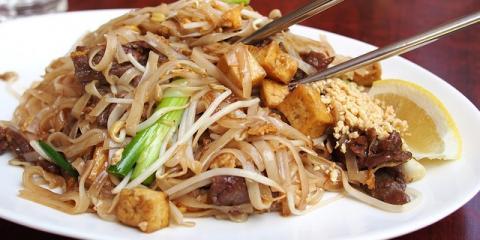 3 Thai Cuisine Dishes That Even Children Love, Kahului, Hawaii