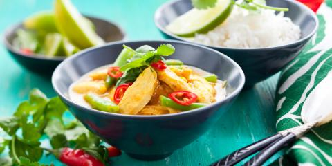 The Differences Between Thai, Indian & Japanese Curry Dishes, Honolulu, Hawaii