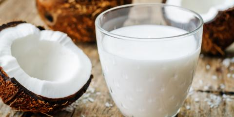 5 Health Benefits of Coconut Milk, Brighton, New York