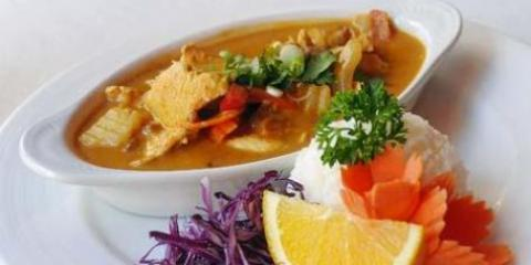 ​Warm Up With Spicy Thai Soups From Pongrsi Thai Restaurant, Manhattan, New York