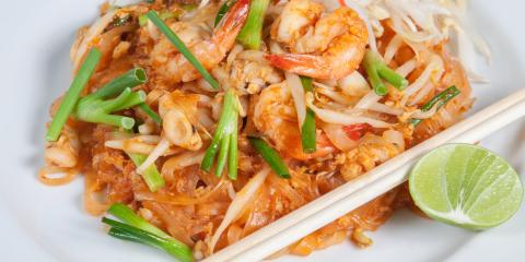 The History of How Every Thai Restaurant Embraced the Delicious Dish of Pad Thai, Kahului, Hawaii