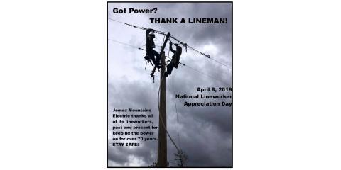 Got Power?, Hernandez, New Mexico