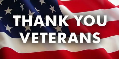 Veterans Day Dinner and Program @ Sr Citizens Center