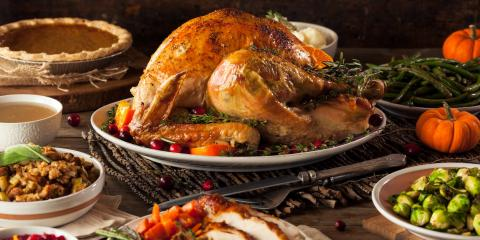 5 Tips to Have A Healthier Thanksgiving., Atlanta-Decatur, Georgia