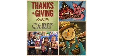 Thanksgiving Break Lil' Peeps Picasso Kid's Art Camp!, Keller, Texas